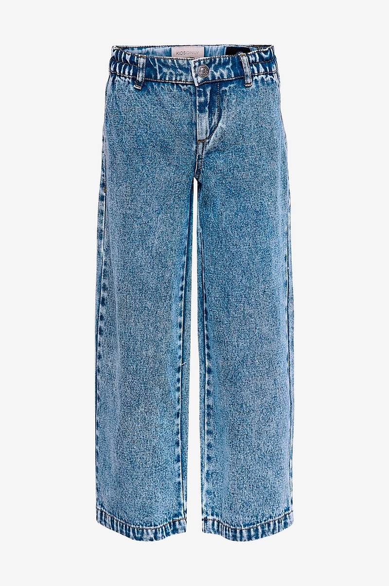 Jeans konLisa Wide Cropped Acid Jeans