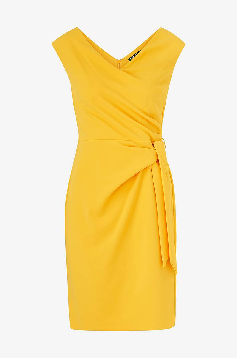 Kjole Cleonie Cap Sleeve Coctail Dress