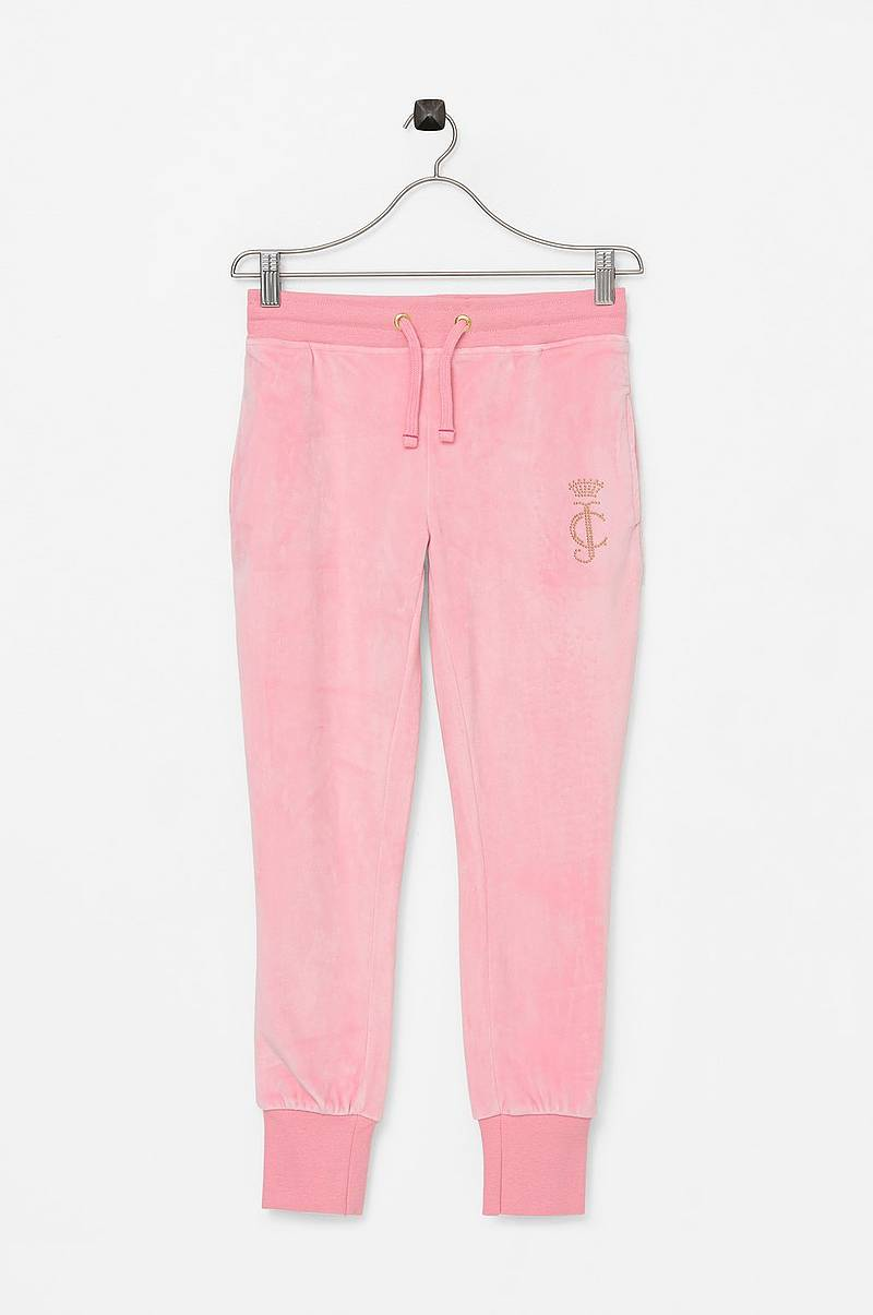 Collegehousut Velour Jogger