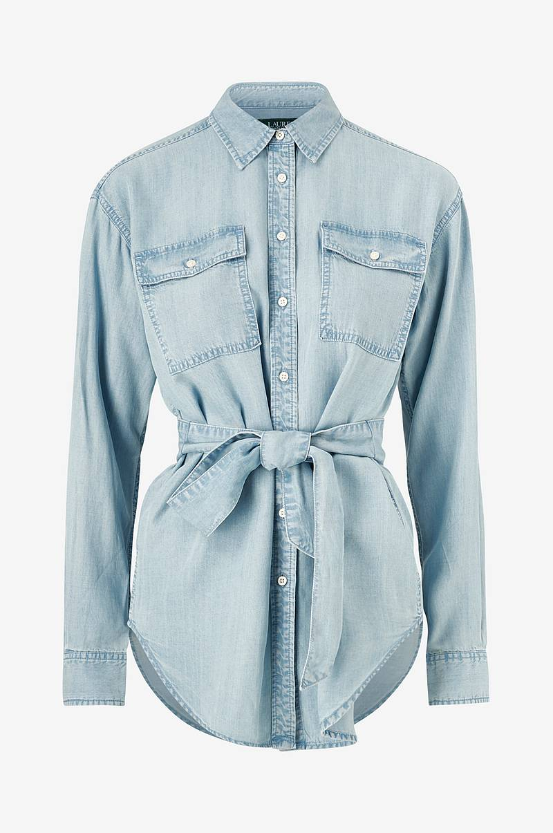 Denimskjorte Chadwick Long Sleeve Shirt