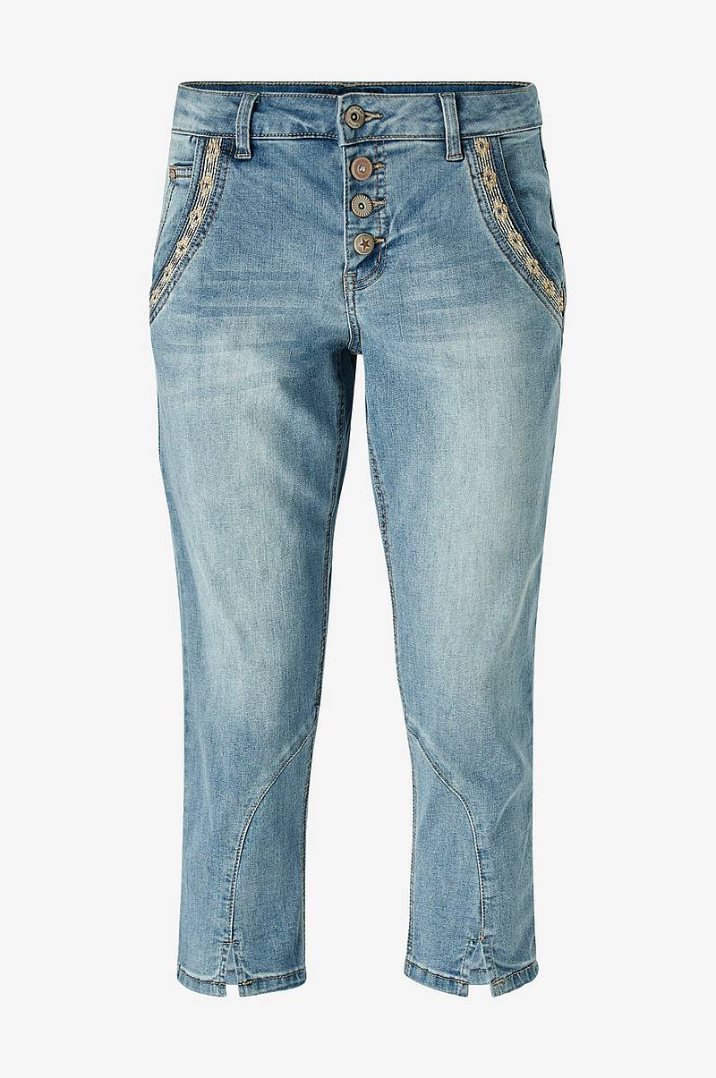 Jeans HollyCR Cropped Jeans Baiily Fit