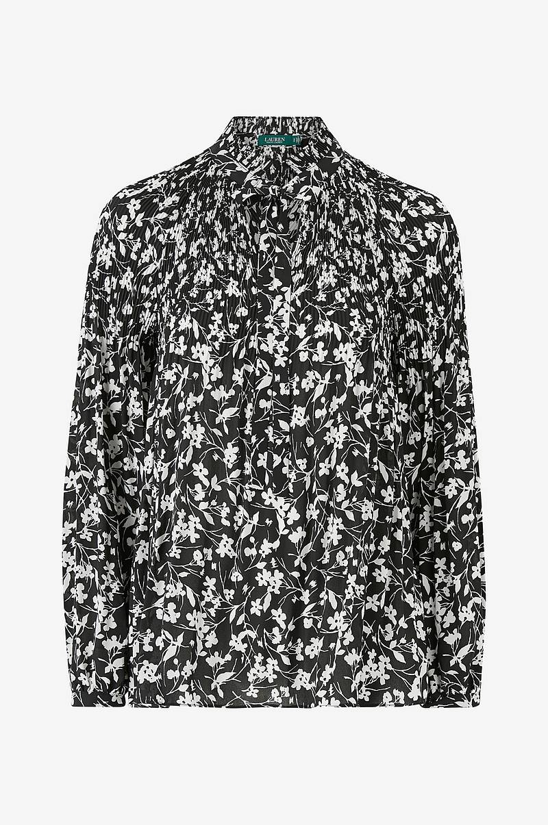 Blus Duong Long Sleeve Shirt
