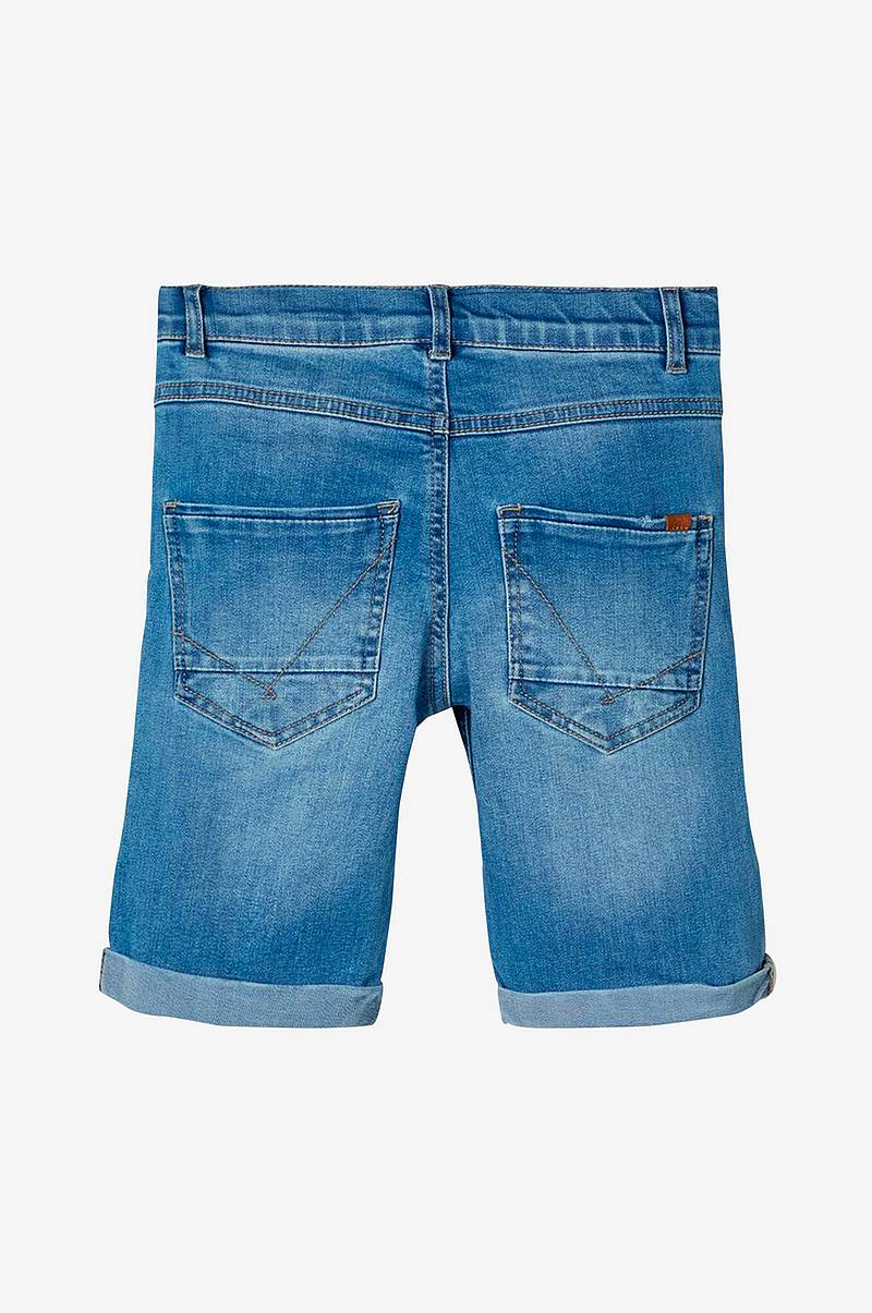 Jeansshorts nkmSofus dnmTrappe 1301 Long Shorts
