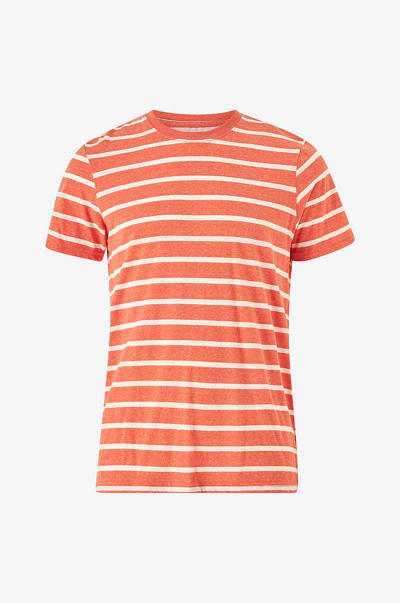 T-shirt jjeStriped Tee SS Crew Neck