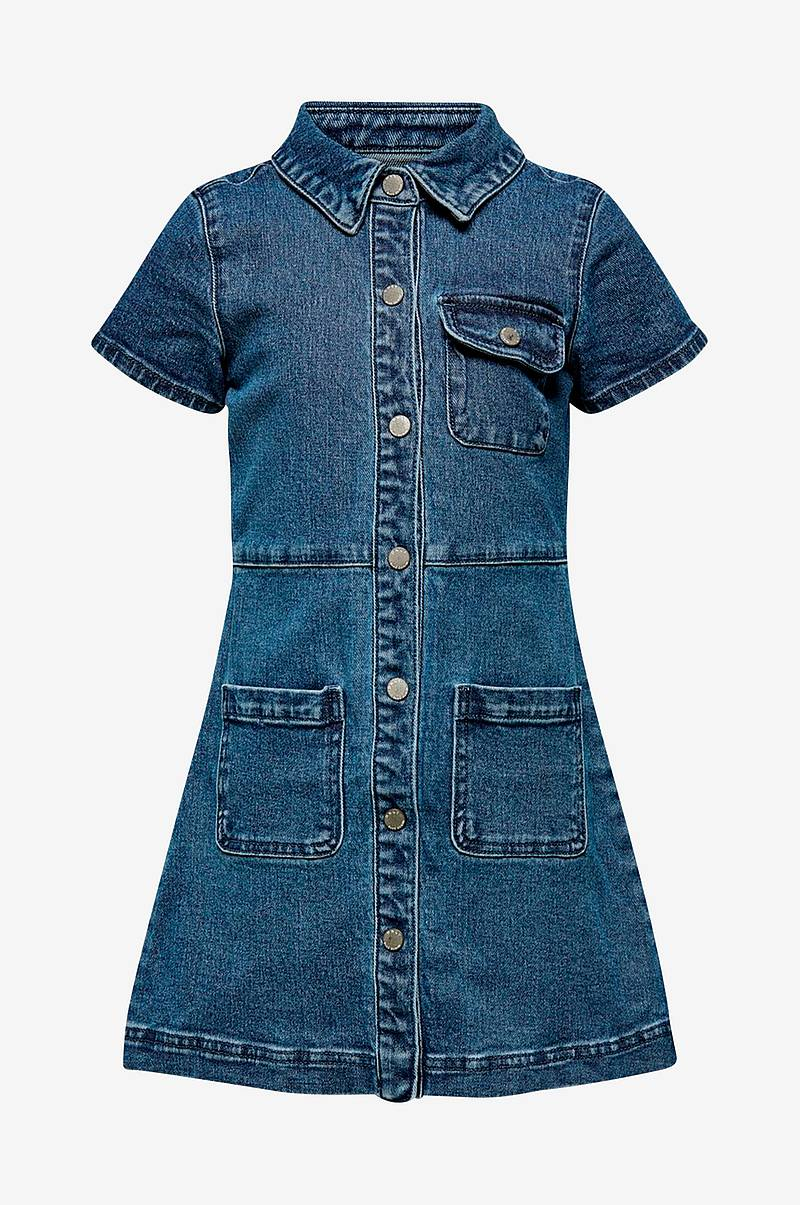 Jeanskjole konCecile Coin Pocket Dnm Dress