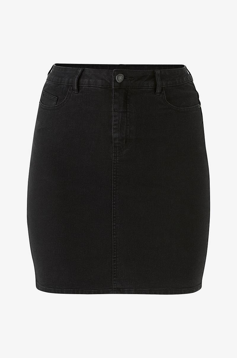 Denimnederdel vmHot Nine HW Pencil Skirt