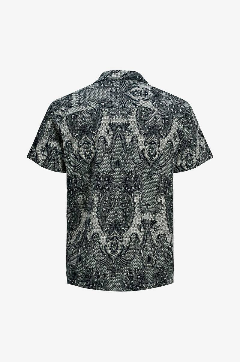 Skjorta jprBlapase Print Shirt S/S Resort, slim fit