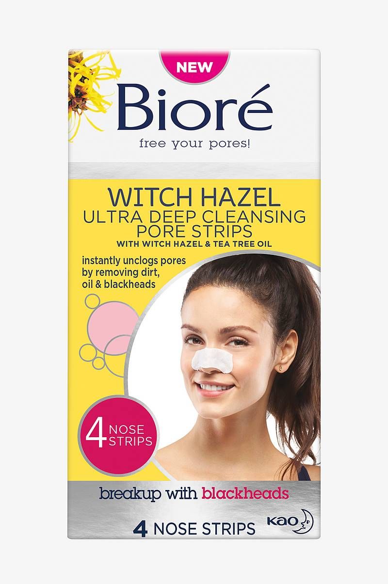 Nordic Witch Hazel Pore Strips 4 st