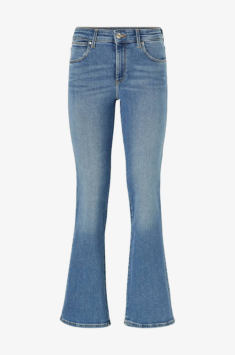 Jeans Bootcut Canary Blue
