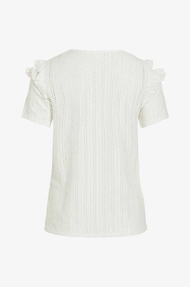 Pusero viPiline S/S O-neck Top