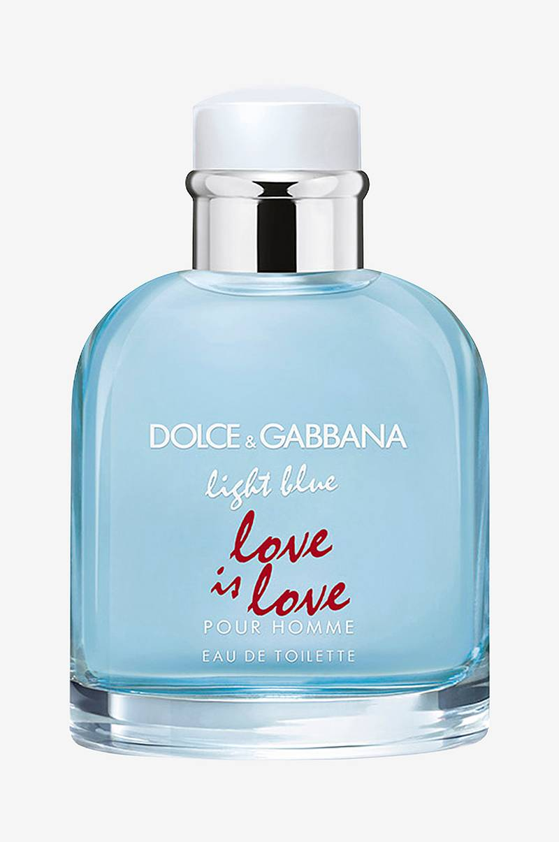 Light Blue Pour Homme Love is love eau de toilette 75 ml