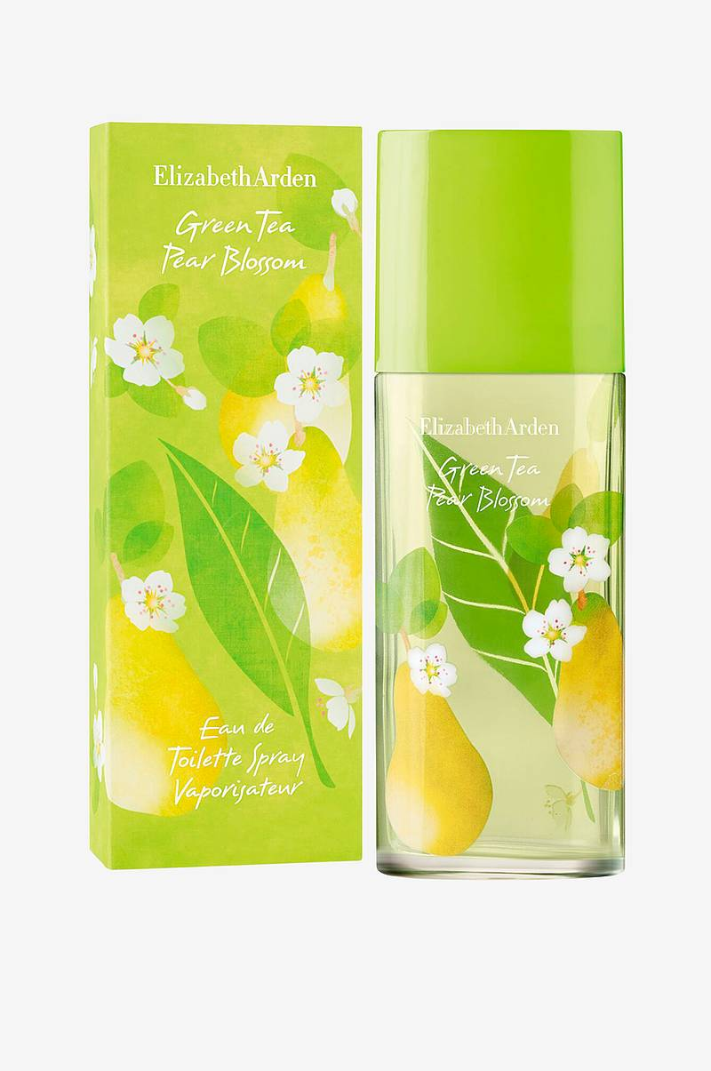 Green Tea Pear Blossom Eau de toilette 50 ML