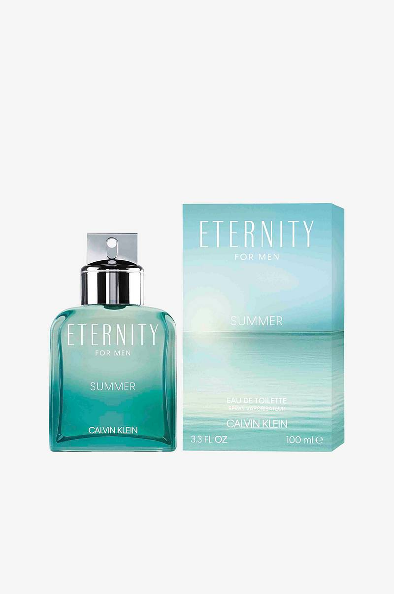 Eternity Man Summer eau de toilette 100 ml