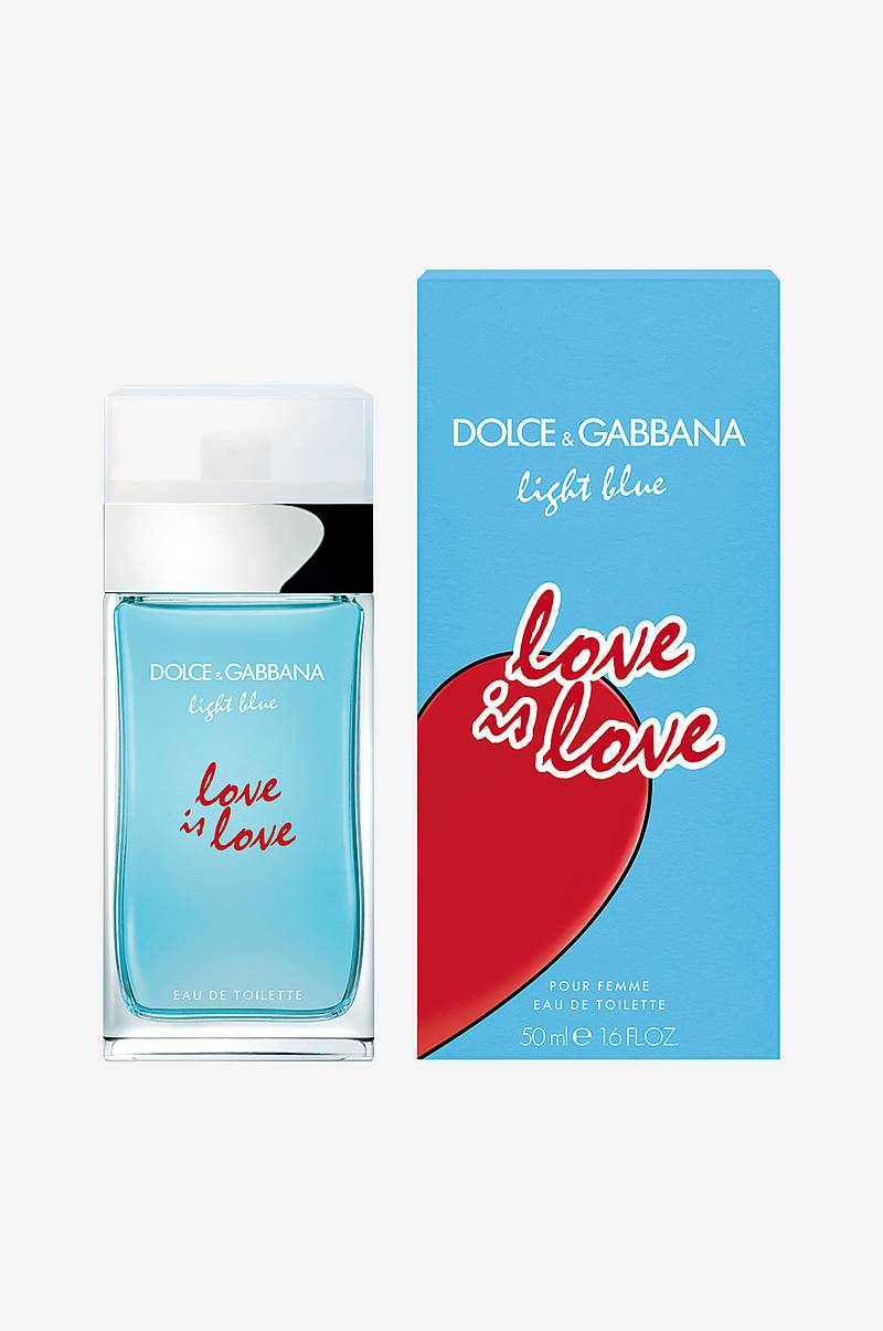 Light Blue Love is love eau de toilette 50 ml