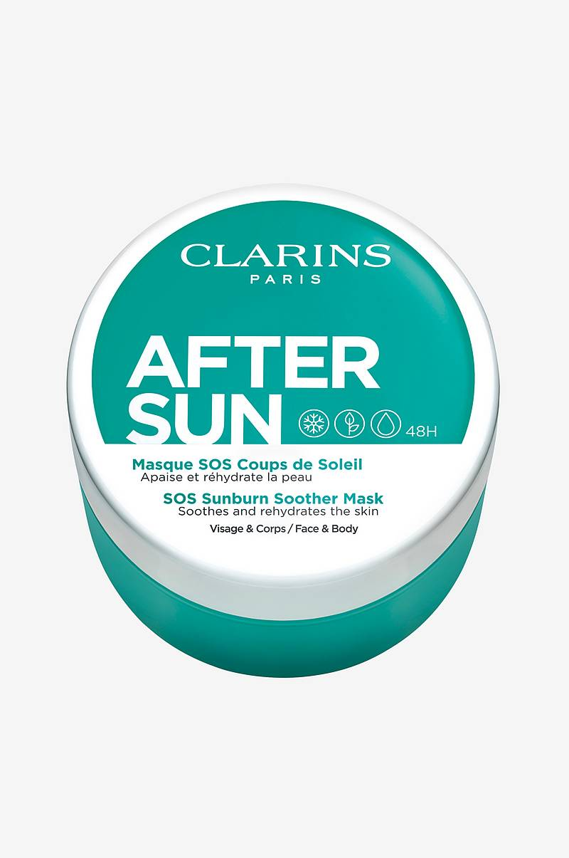 After Sun Sos Sunburn Soother Mask 100 ml
