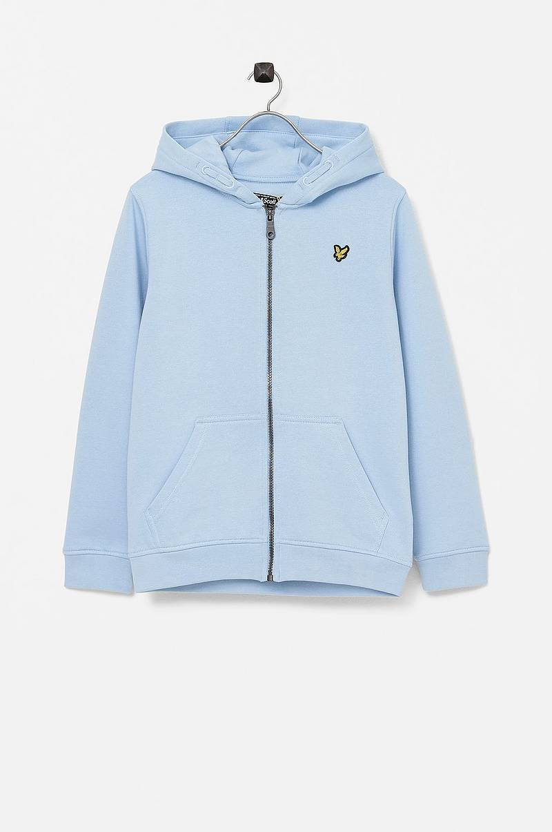 Huvtröja Classic Zip Through Hoodie