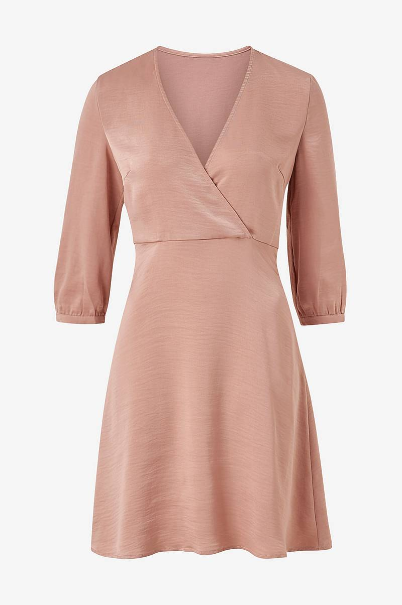 Kjole viZippa 3/4 Wrap Effect Dress