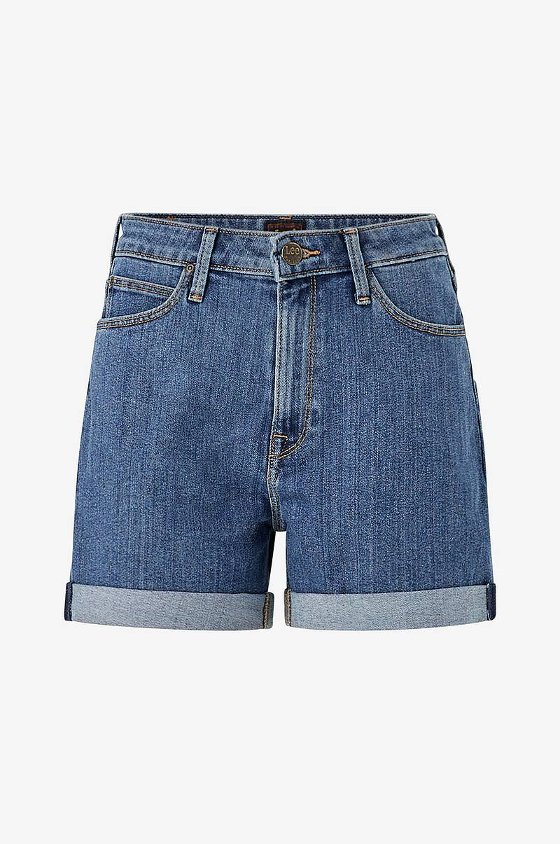 Jeansshorts Mom Short