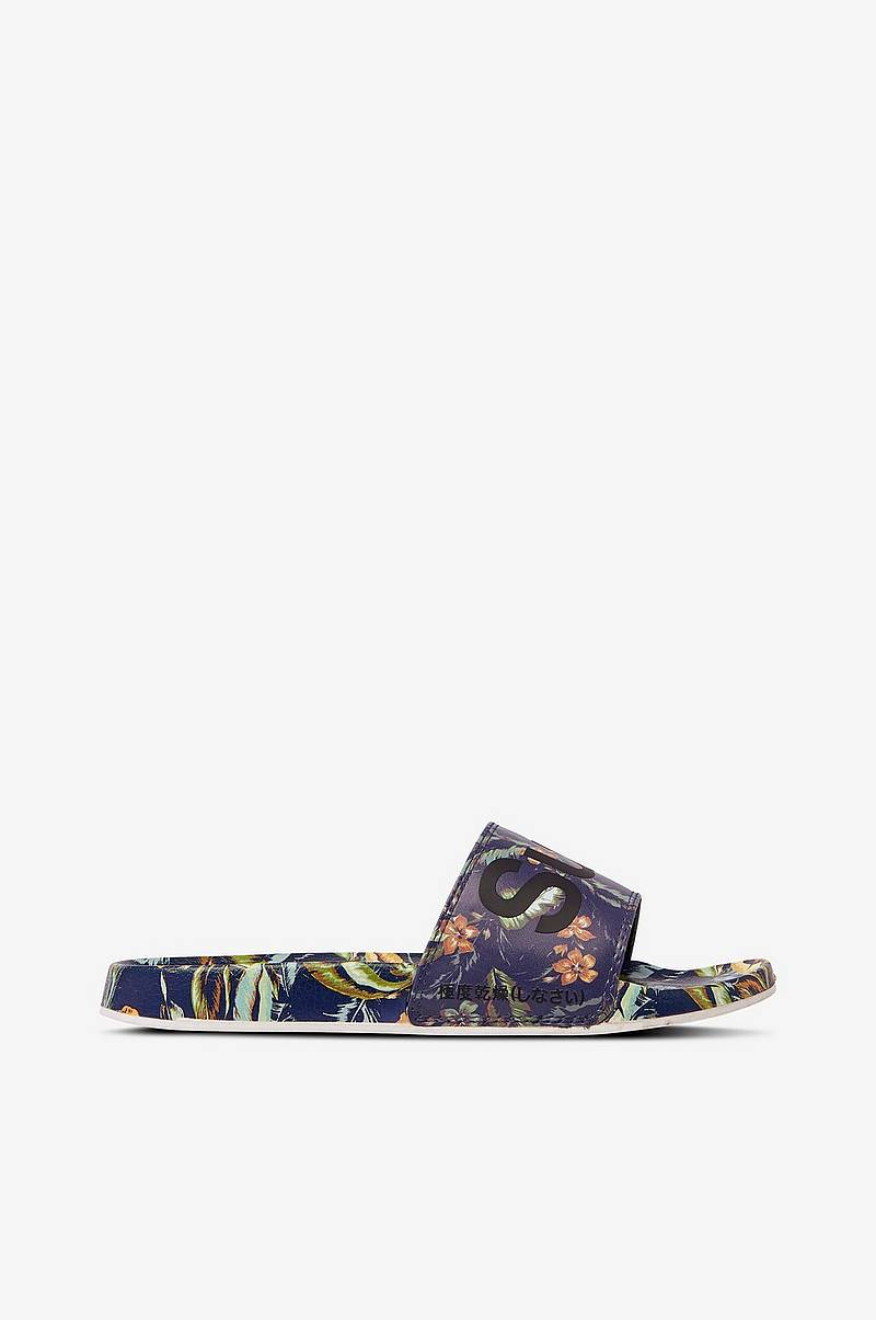 Slippers Printed Beach Slide