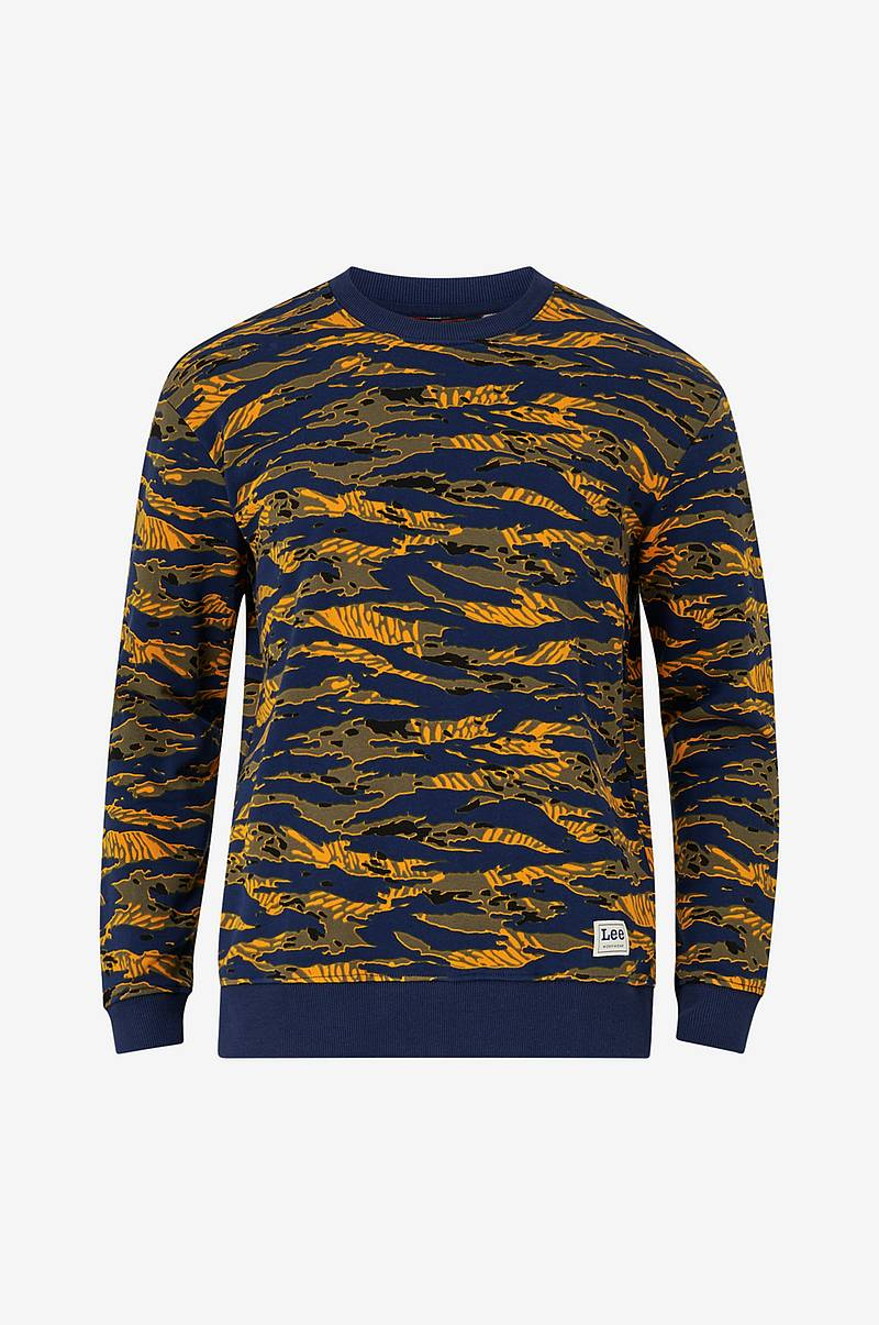 Sweatshirt Seasonal Camo Sws