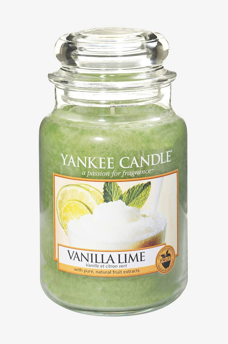 Classic Large Vanilla Lime
