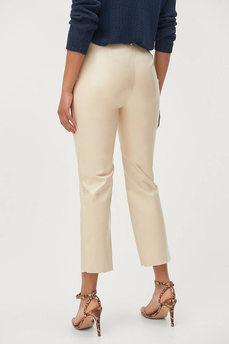 Bukser Jane Vinyl Trousers