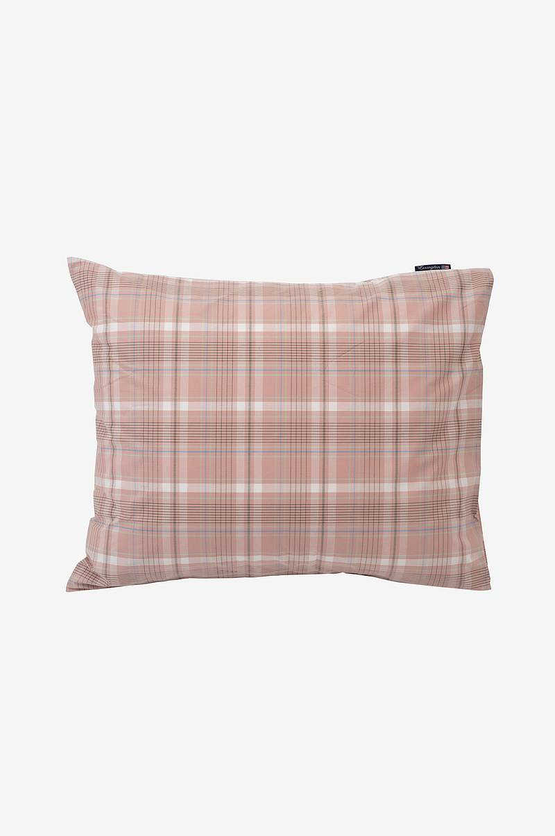 Örngott Checked Madras Poplin Pillowcase