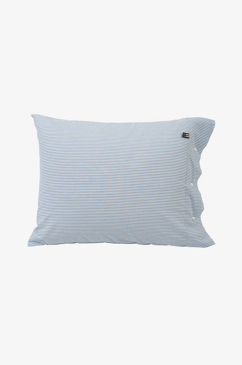 Örngott Striped Seersucker Pillowcase
