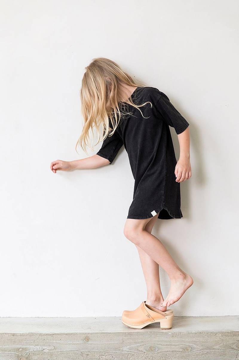 T-shirtkjole Wren Dress Organic