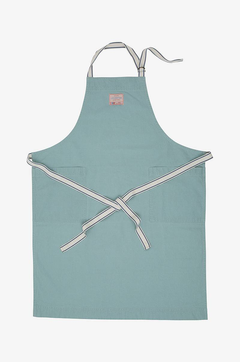 Forklæde Canvas Apron High