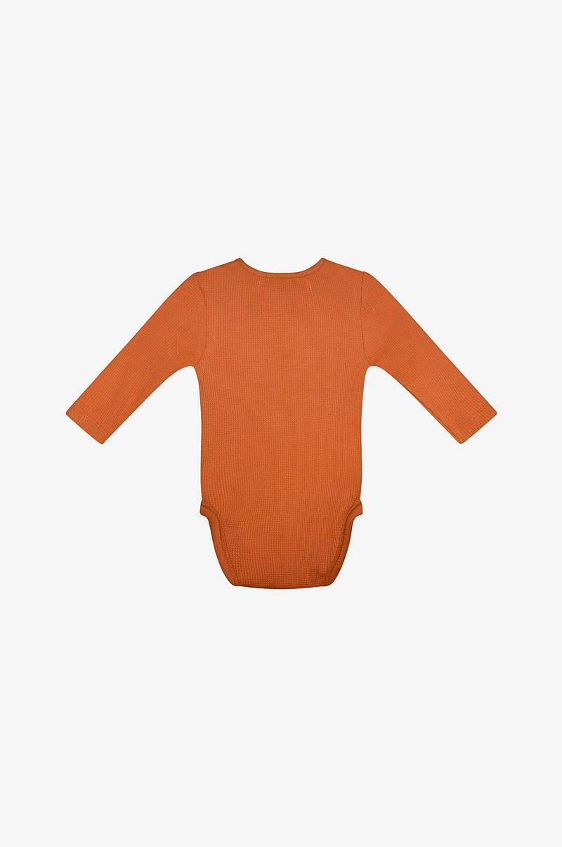 T skjorte i ull med Mike mus motiv fra Janus Ulliver.no