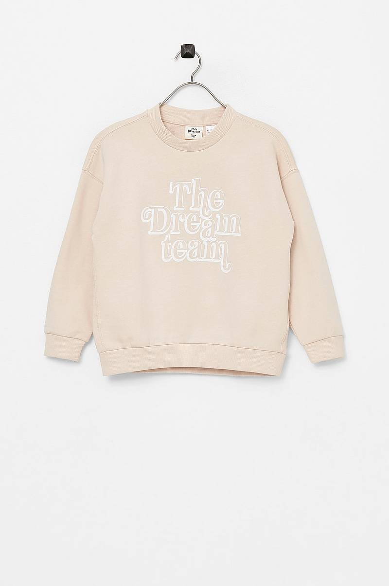 Sweatshirt Mini Sweater