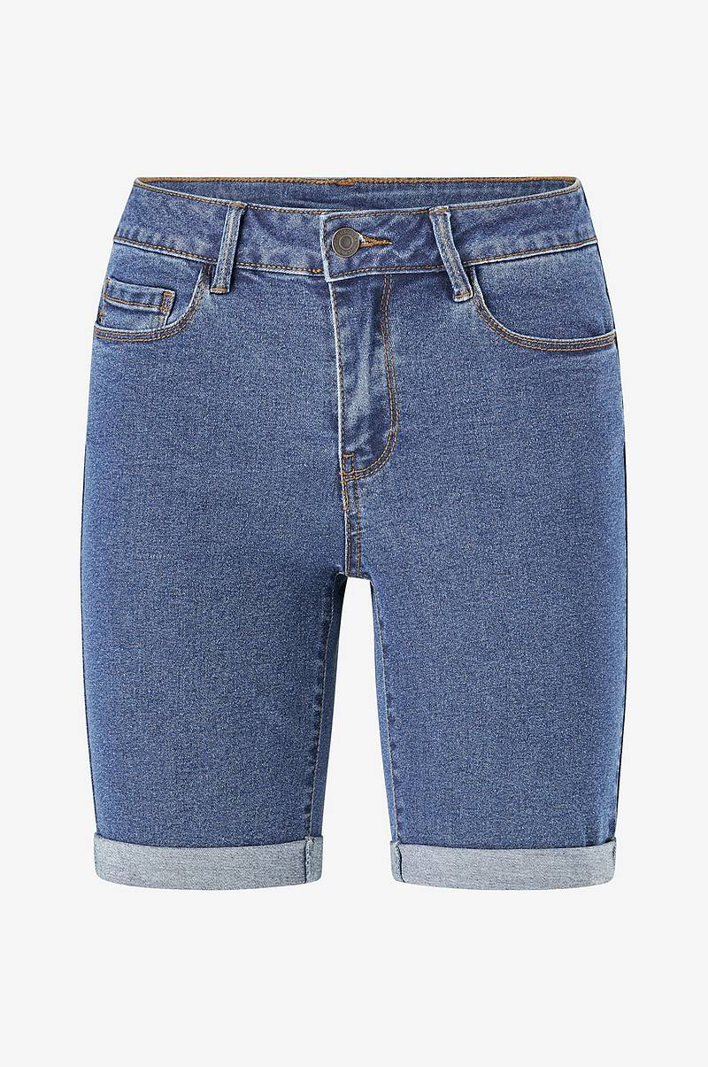 Jeansshorts vmHot Seven NW DNM Long
