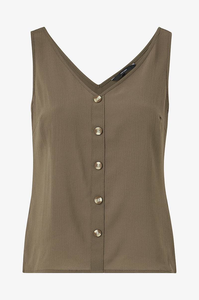 Singlet vmSasha SL Button Top