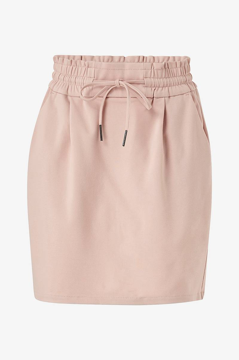 Hame vmEva MR Short Ruffle Skirt Color