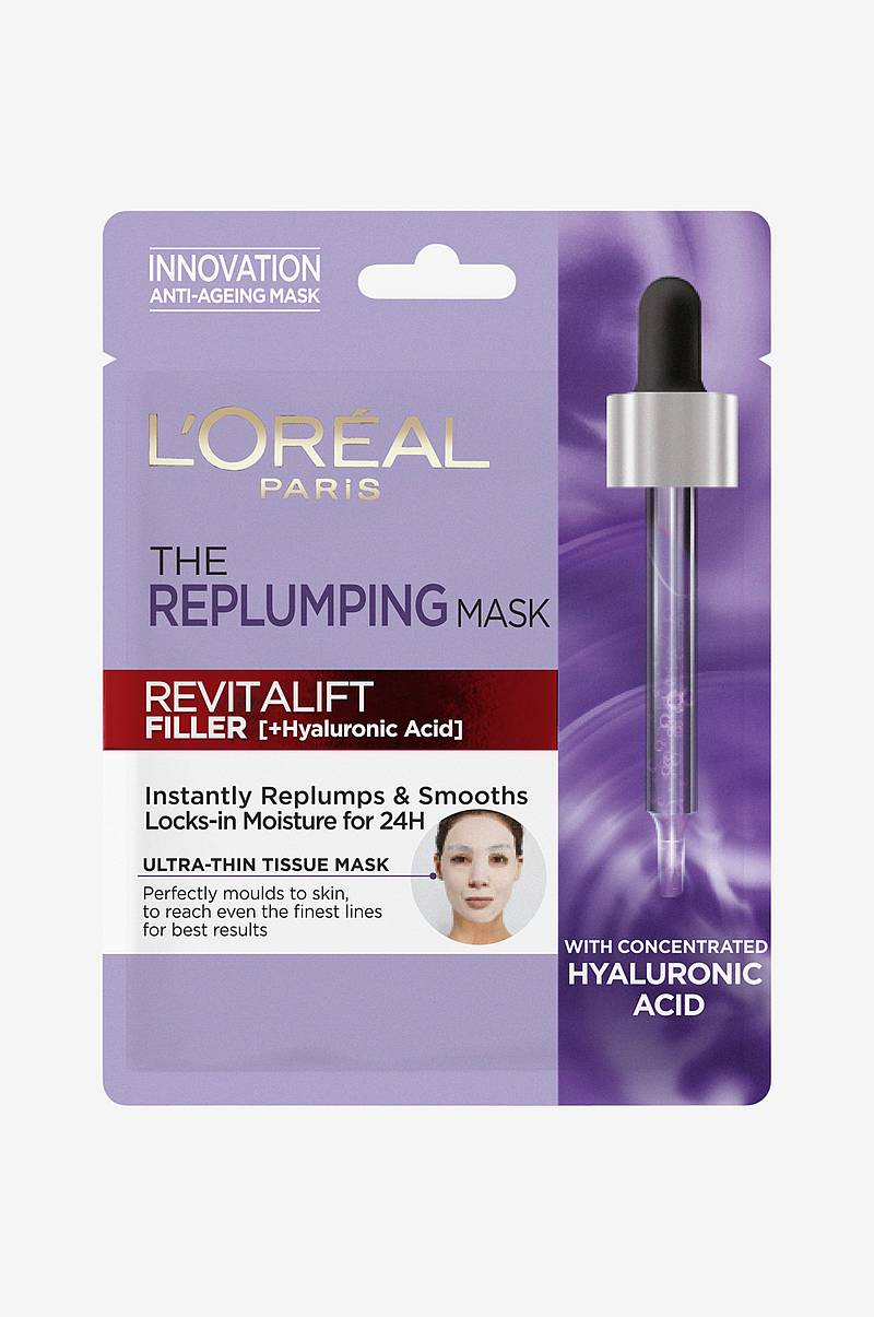 Ansigtsmaske Revitalift Filler The Repluming Mask 30 g