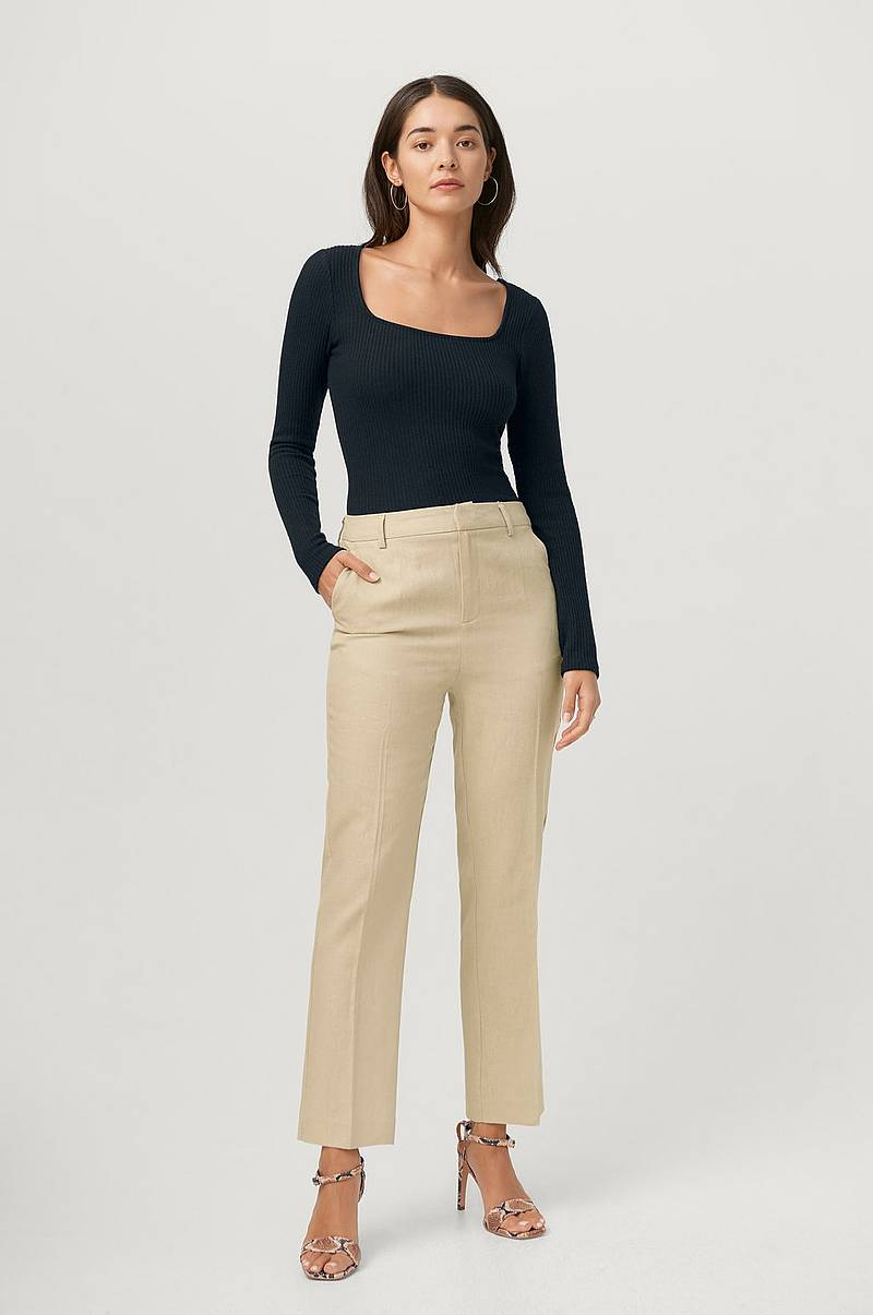 Byxor Lisa Linen Trousers