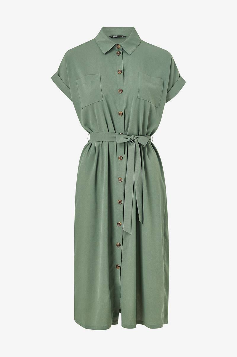 Skjortekjole onlHannover S/S Shirt Dress