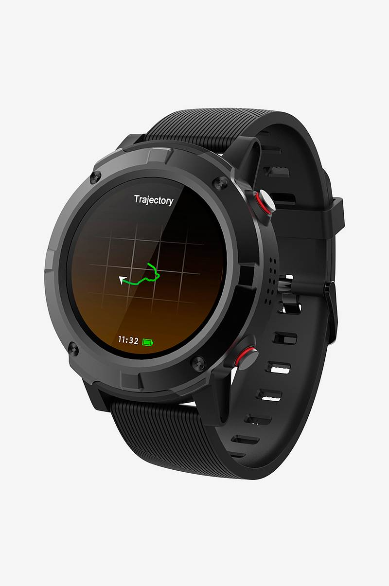 SW-660 Smartwatch Black