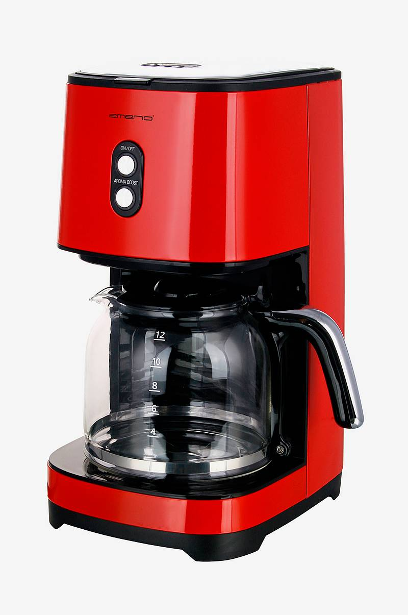 Kaffemaskine Retro red 1,5 l