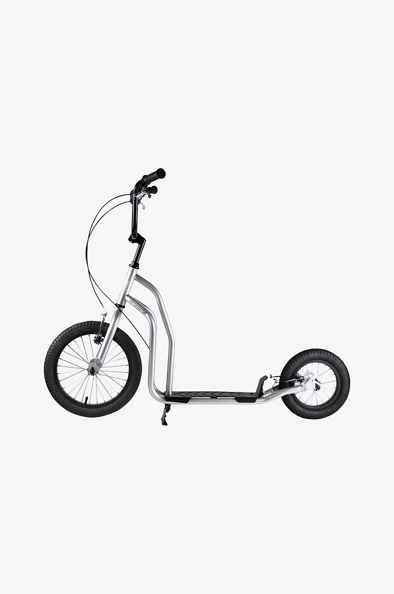 "STR Air scooter 16"" Sølv"