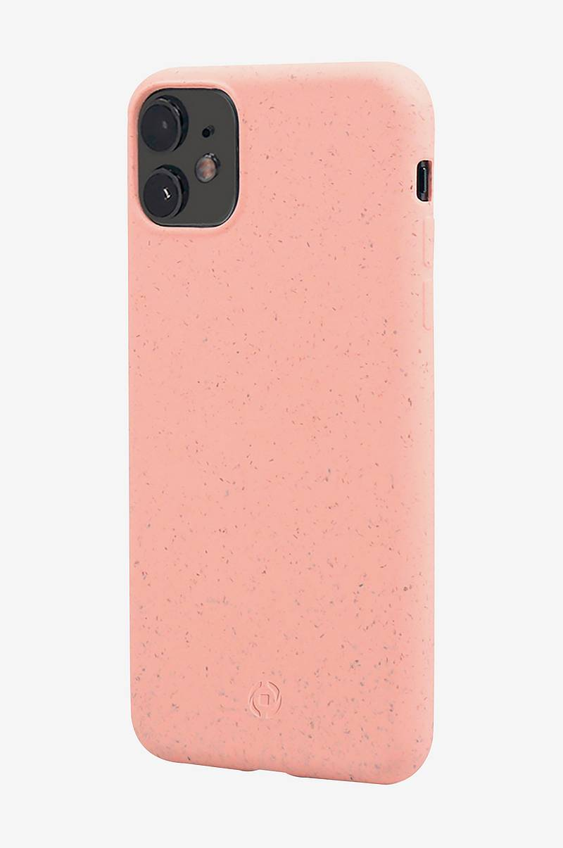 Earth miljøvenligt cover iPhone 11 Rosa