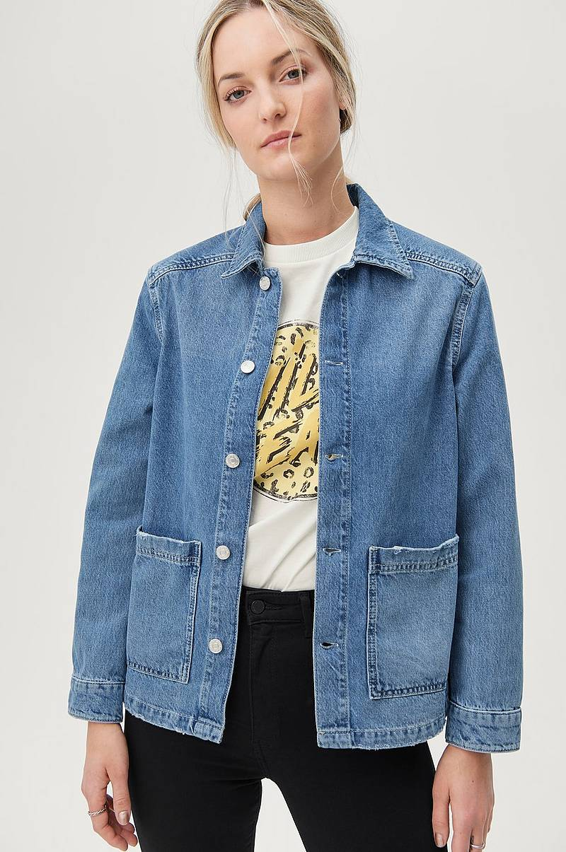 Jeansjakke Me Worker Jacket