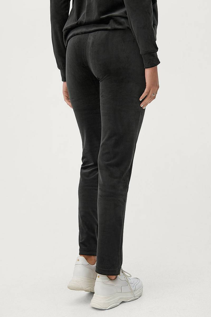 Velourbukser Cecilia Velour Trousers