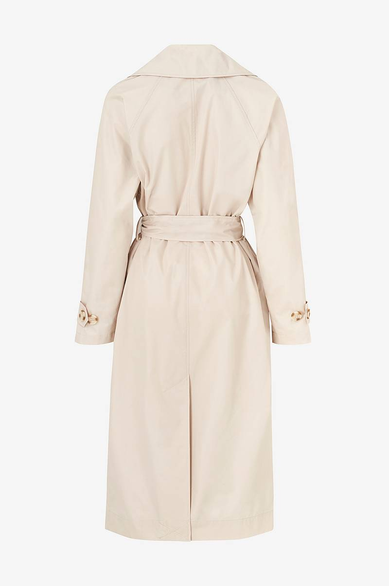 Frakke Corinne Trench Coat