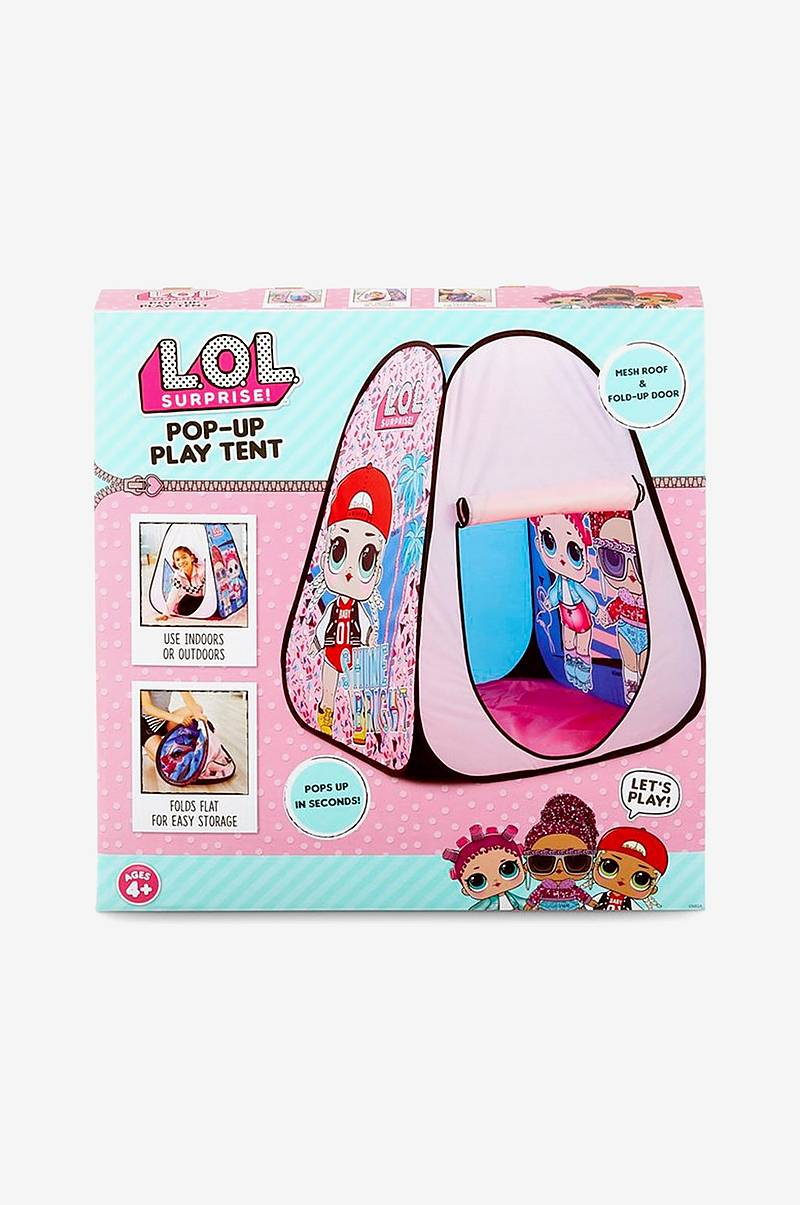 Surprise Pop Up Play Tent