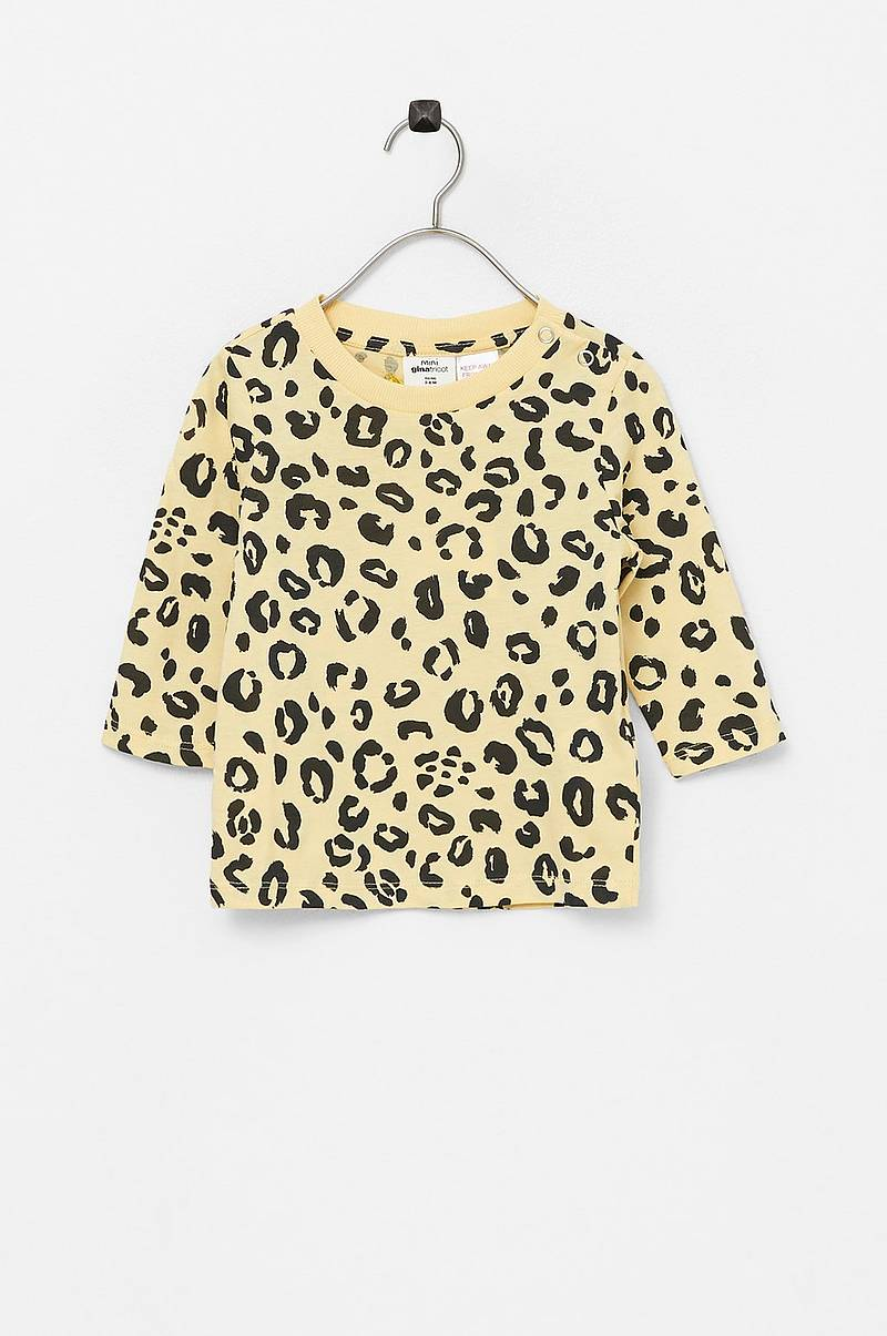 Top Mini Baby Long Sleeve Top
