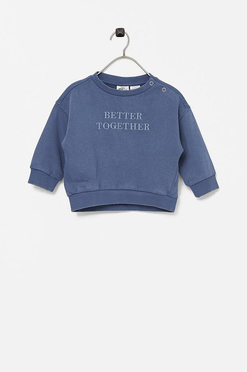 Sweatshirt Mini Baby Sweater