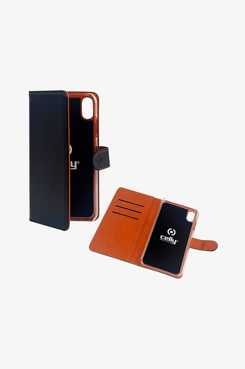 Wallet Case iPhone Xr Sv/Be