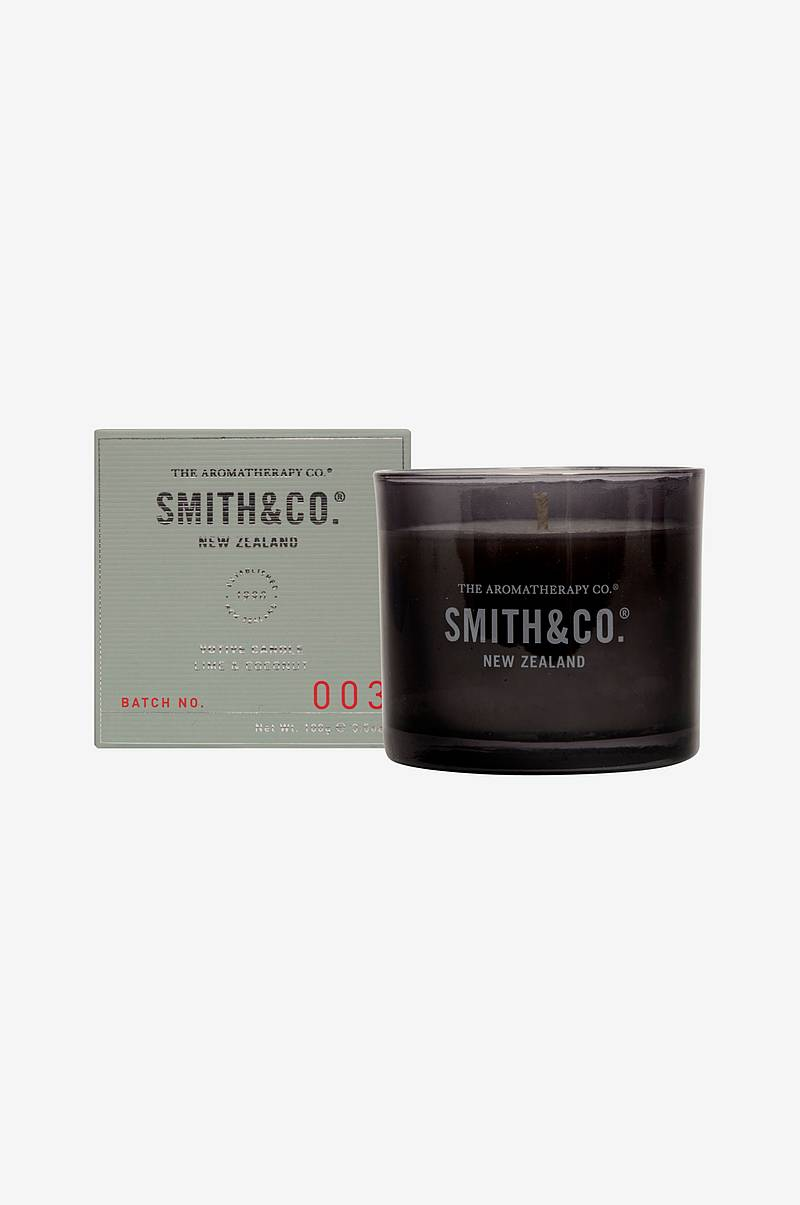 Lime and Coconut Scented Candle 50 tim